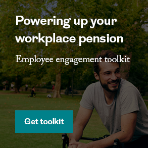 Powering up your workplace pension. Employee engagement toolkit