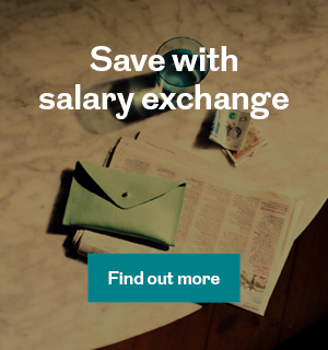 How you can save with our salary exchange